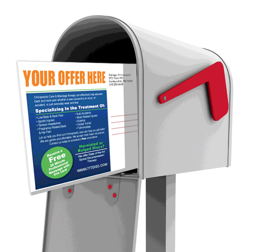 why direct mail advertising is not effective